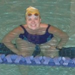 Susanna Johnson Swimming