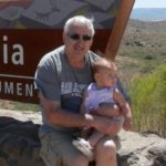 Scott Rodgers and Grandaughter, Chordoma Uncommon Story