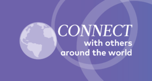 online community launch - connect with others around the world