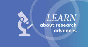 online community launch - learn about research advances