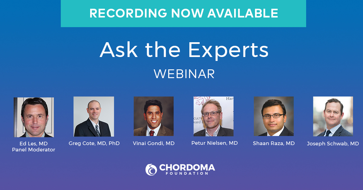Ask the Experts Webinar recording