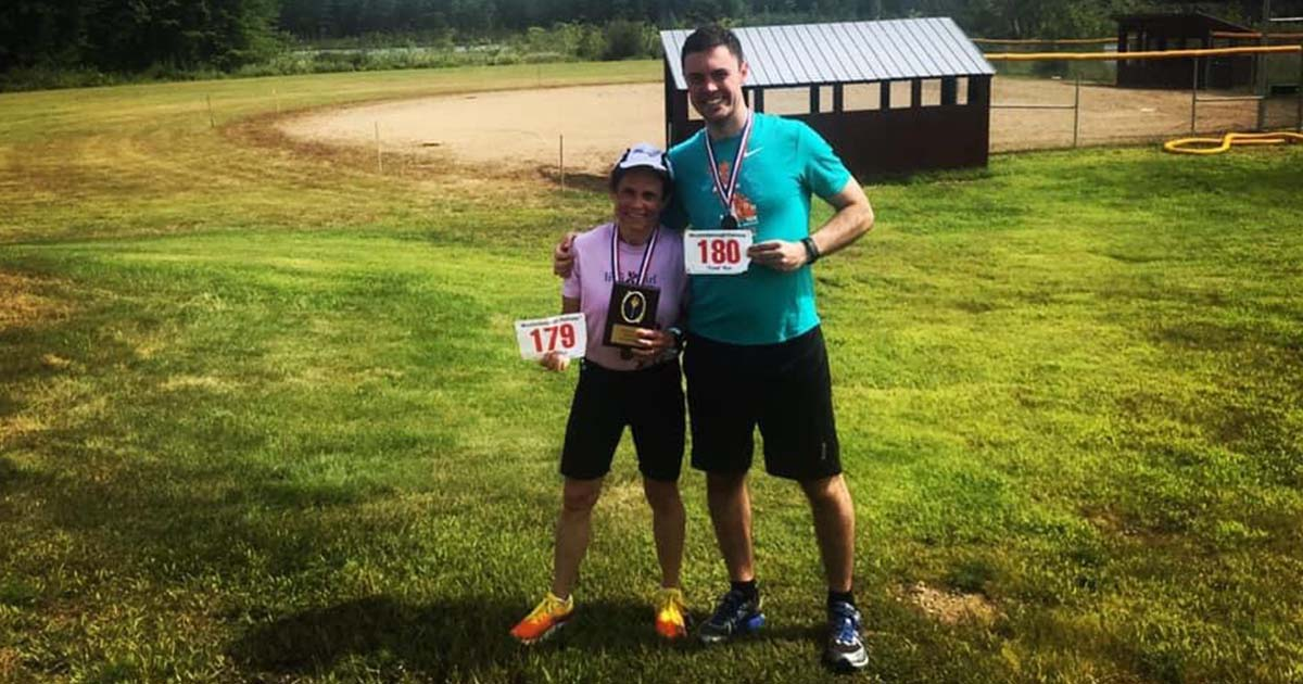 Renee and Seth Butler, Chordoma Champions