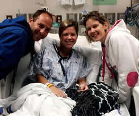Hailey's Uncommon Story: Be a warrior, not a worrier